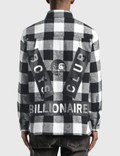 Billionaire Boys Club Box Check Shirt Black Men