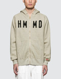 Human Made Zip Hoodie Picture