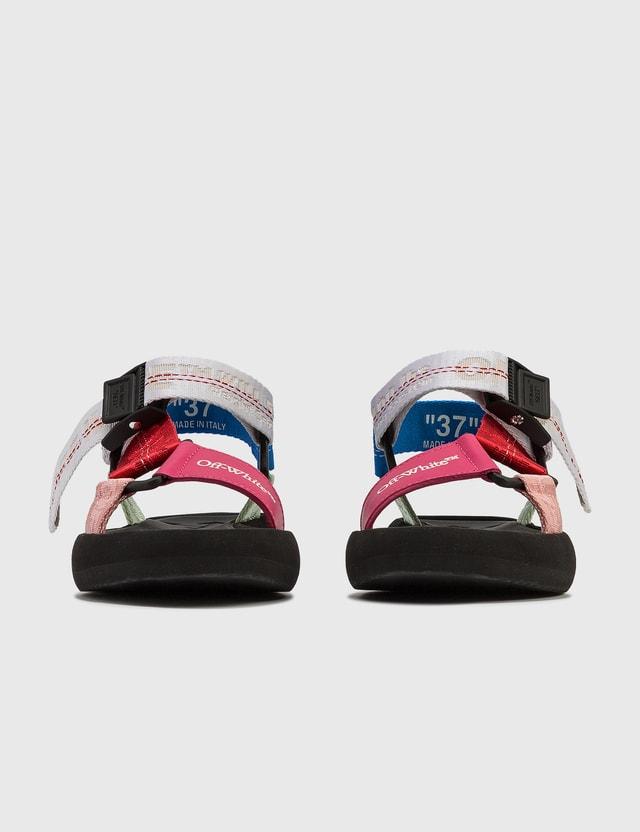 Off-White Trek Sandal Multicolor No Color Women