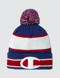 Champion Reverse Weave Logo Beanie Picture