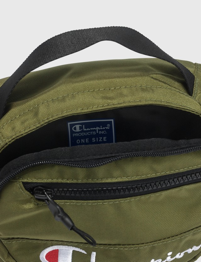 Champion Reverse Weave Belt Bag Green Women