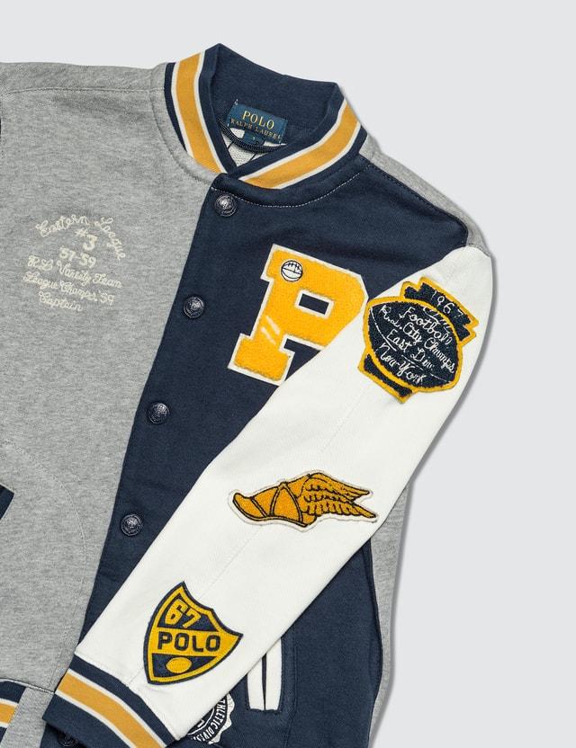 Polo Ralph Lauren Baseball Kids Jacket
