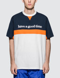 Have A Good Time Side Logo Line S/S T-Shirt Picture