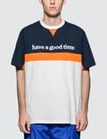 Have A Good Time Side Logo Line S/S T-Shirt Picutre