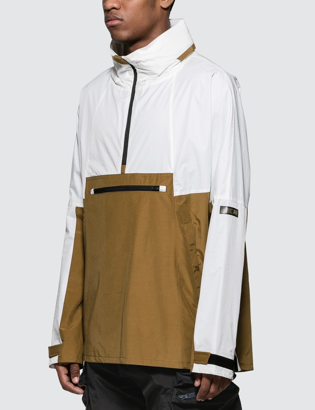 Guerrilla-group Packable Pullover Jacket