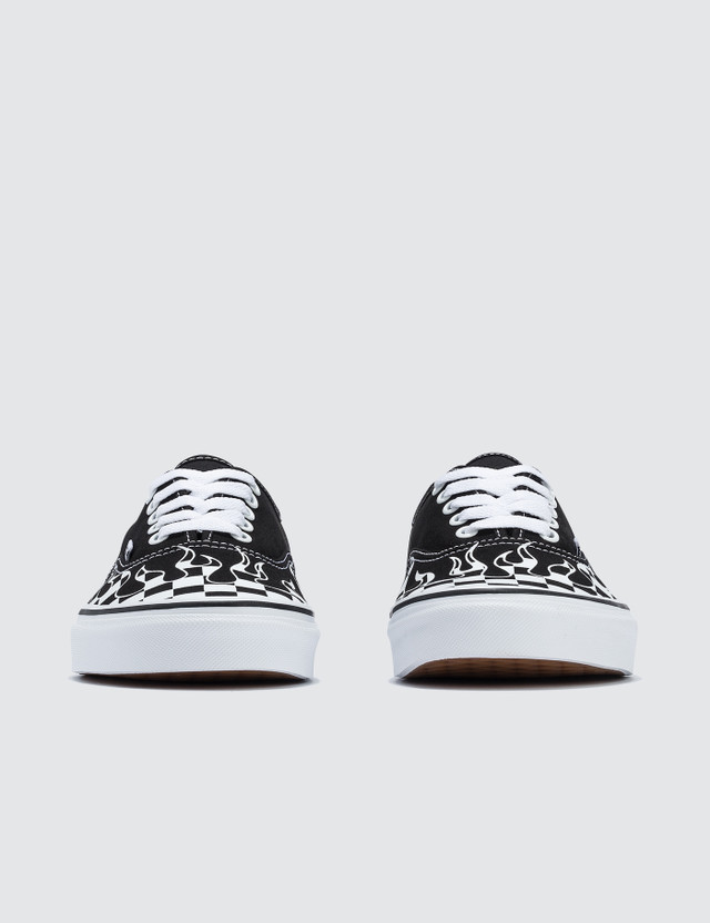 Vans Checker Flame Authentic