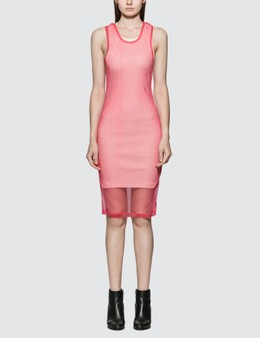 Helmut Lang Msac Tank Dress