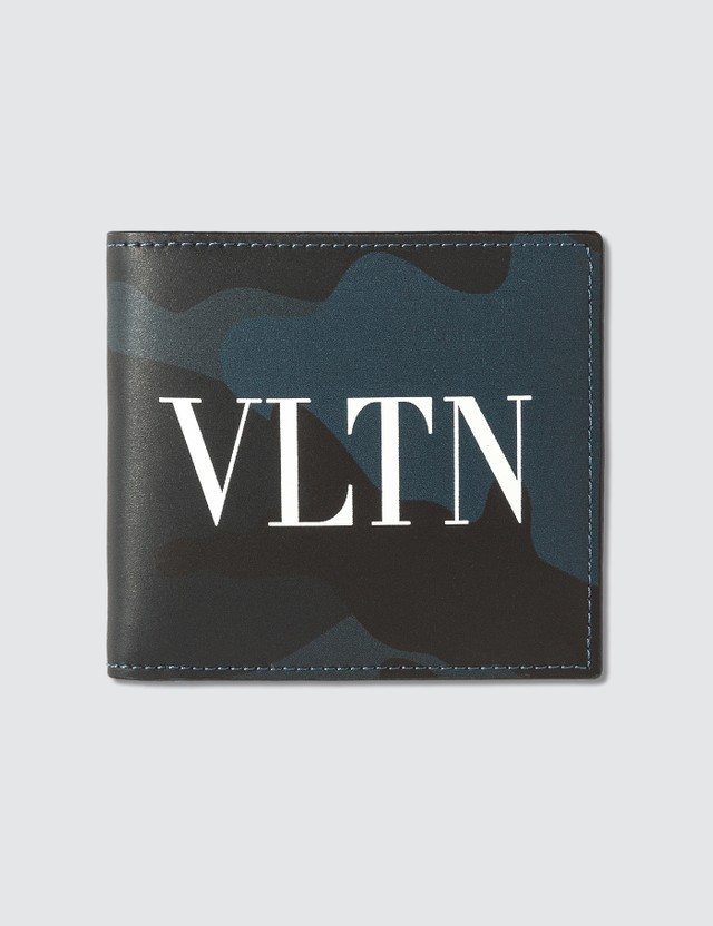 Valentino VLTN Logo Wallet