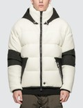Moncler Moncler Grenoble Hooded Down Jacket Picture