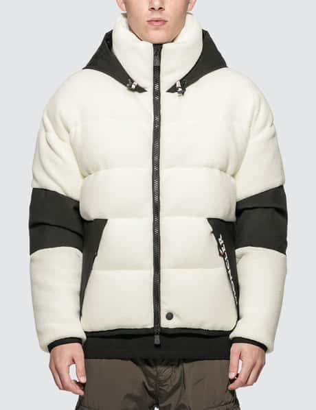 몽클레어 Moncler Grenoble Hooded Down Jacket