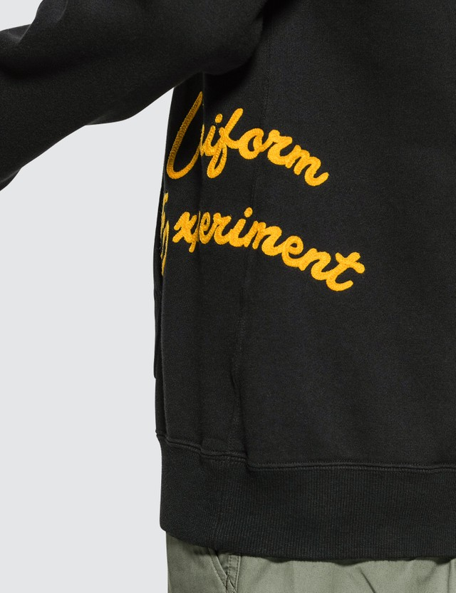 uniform experiment Beads Code Embroidery Hoodie
