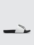 Prada Logo Sandal Picture
