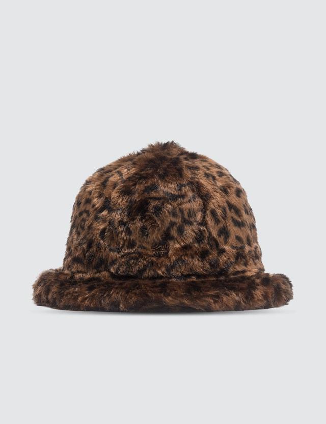 c7c2f593c Faux Fur Casual Bucket Hat