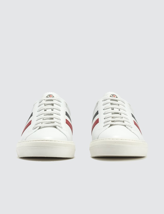 Moncler Leather Sneaker