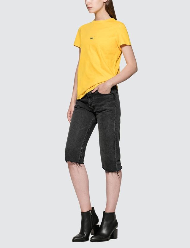 Helmut Lang Taxi Short Sleeve T-shirt - New York Edition