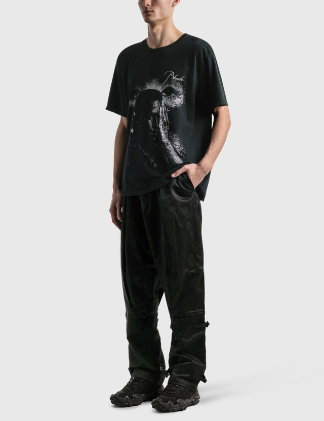 Rhude Beauty T-shirt Black Men