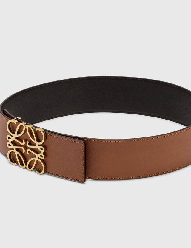 Loewe Anagram Wide Belt