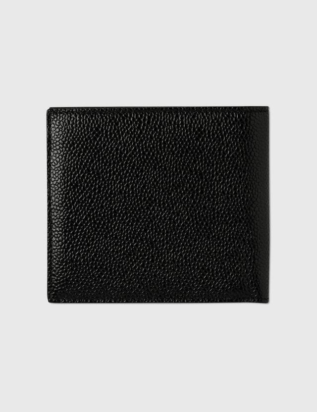 Thom Browne Billfold Wallet Black Men