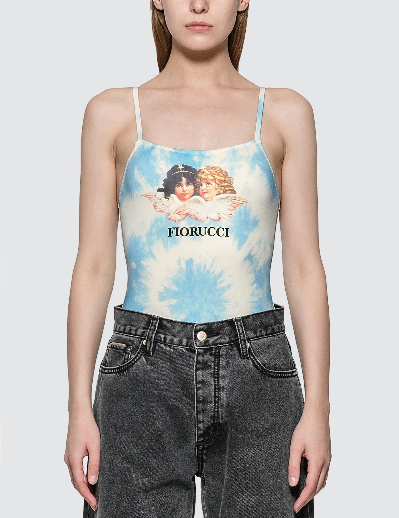 Fiorucci Vintage Angels Swimsuit