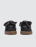 Puma Basket Heart Corduroy Wn's Black Women