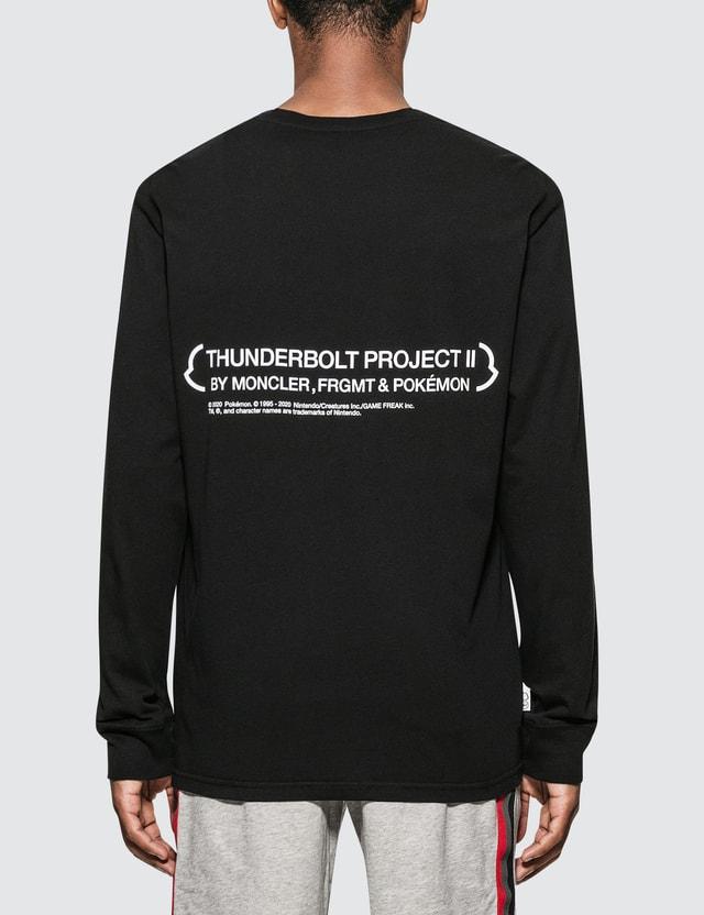 Moncler Genius Moncler Genius x Fragment Design Pikachu Long Sleeve T-Shirt