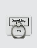 #FR2 Smoking Kills Bunker Ring Picture