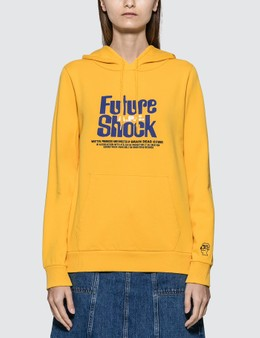 A.P.C. A.P.C. x Brain Dead Future Shock Hoodie