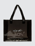 Heliot Emil Transparent Tote Bag Picture