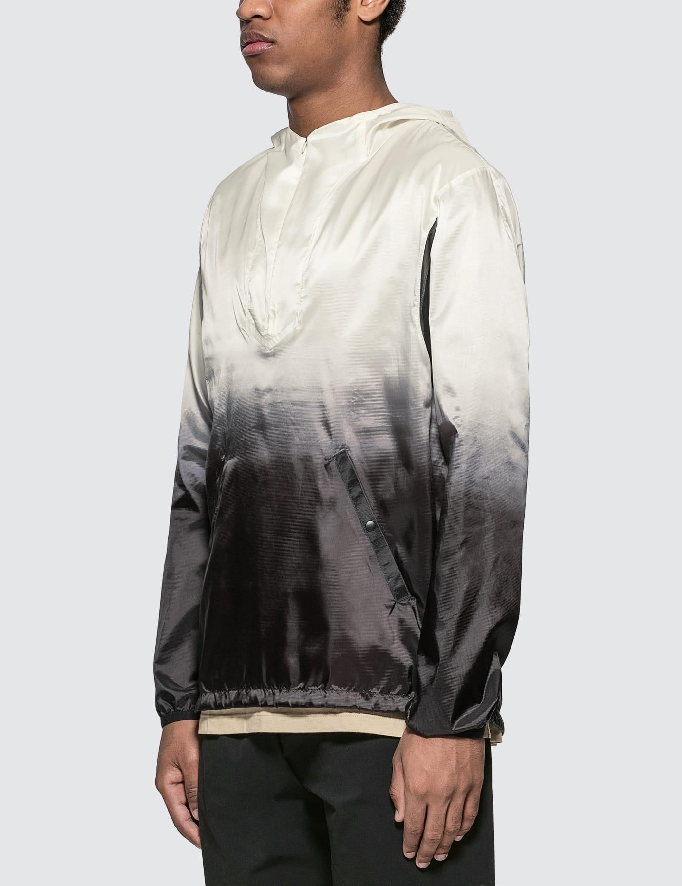 asics x reigning champ light jacket