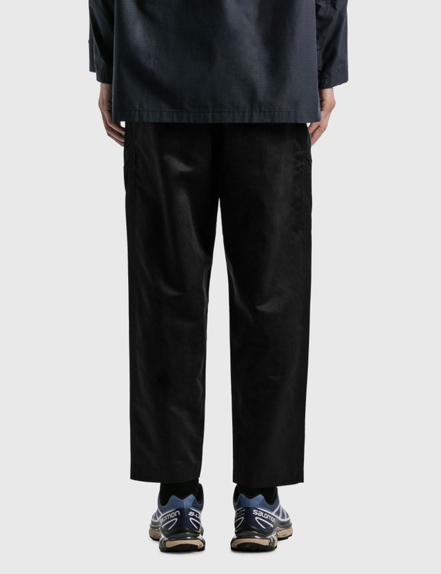 Meanswhile Trinity Cloth Wrap Pants Black Men