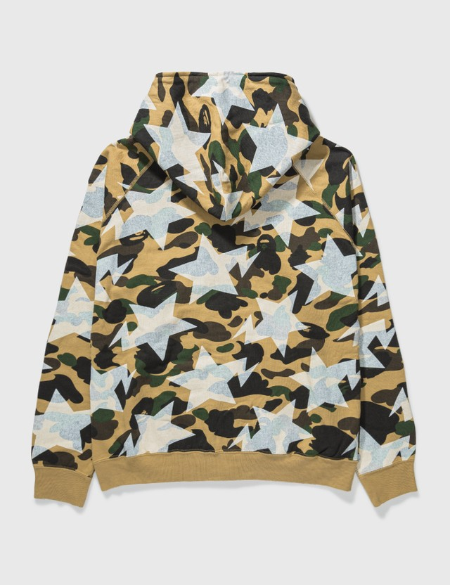 BAPE Bape Star Camo Zip Up Camo Archives
