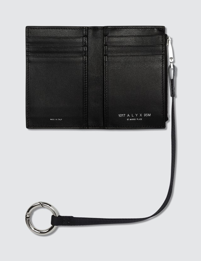 1017 ALYX 9SM Tom Wallet with Lanyard