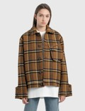 Ader Error Menard Pea Coat Picture