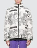 Pleasures Poems Puffer Jacket Picture