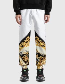 Versace Barocco Acanthus Print Sweatpants