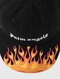 Palm Angels Burning Cap Black Men
