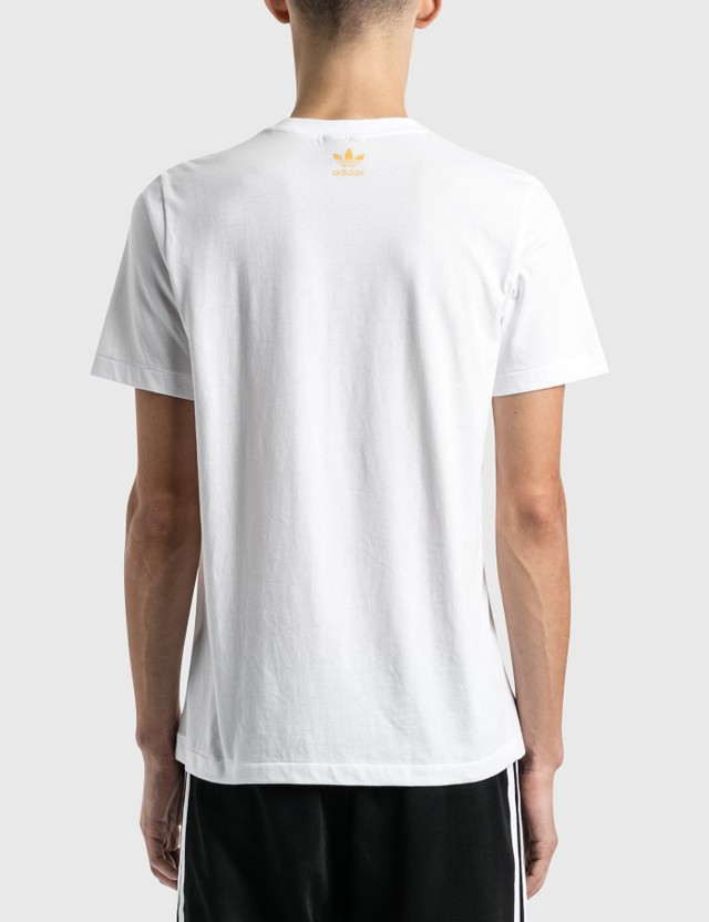 Adidas Originals Human Made x Adidas Consortium Pack Of 3 Logo T-Shirt
