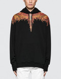 Marcelo Burlon Flame Wing Hoodie Picture
