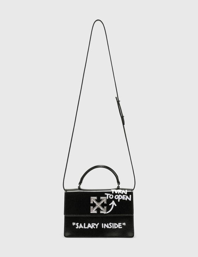 Off-White 1.4 Jitney Crossbody Bag
