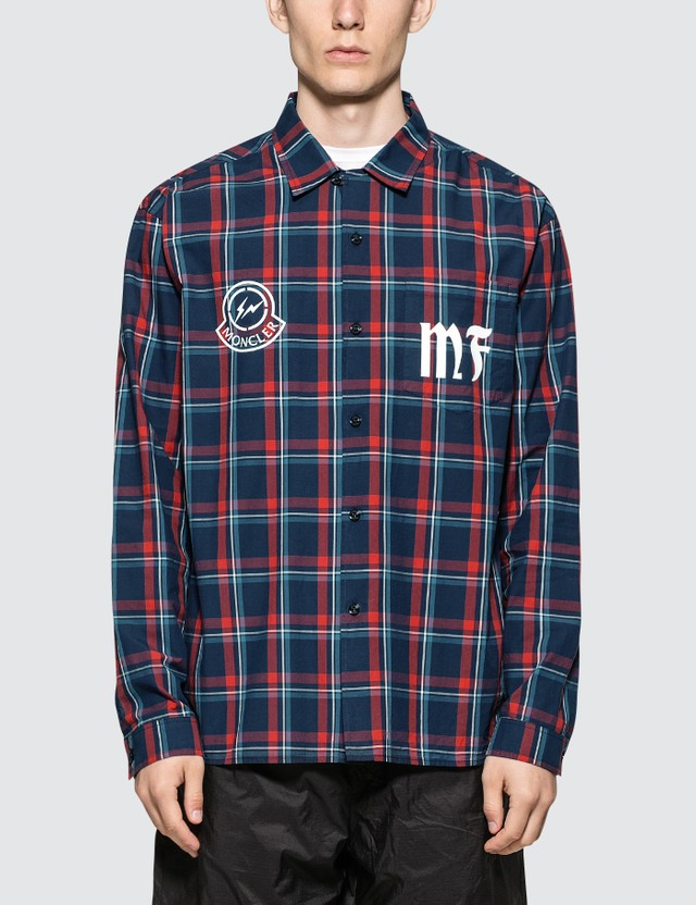 Moncler Genius Moncler x Fragment Design Shirt