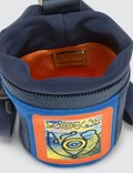 Loewe ELN Chalk Bag Electric Blue/navy Blue Men
