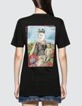 RIPNDIP Fouquet Madonna Short Sleeve T-shirt Picture