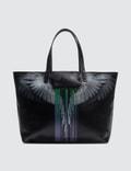 Marcelo Burlon Wings Barcode Bag Picture
