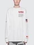 Heron Preston Nasa Heavy Jersey L/S T-Shirt Picture