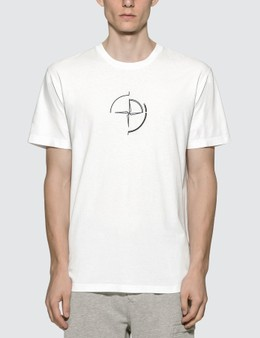 Stone Island Data Scan Logo T-Shirt