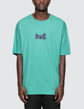 Huf 1993 Logo Over-dye S/S T-Shirt Picutre