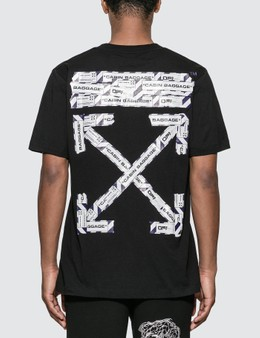 Off-White Airport Tape T-shirt