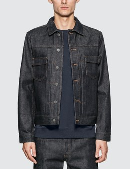 A.P.C. Veste Jeans Denim Jacket