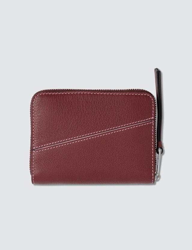 Loewe Puzzle 6 Card Zip Wallet