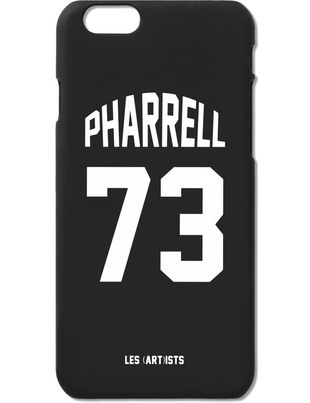 LES (ART)ISTS Black PHARRELL73 iPhone6 Case
